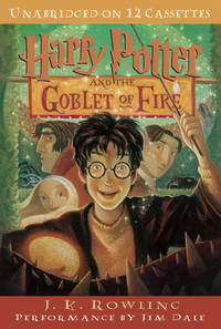 image of Harry Potter and the Goblet of Fire (Unabridged 12...