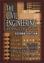 The Civil Engineering Handbook (New Directions in Civil Engineering)