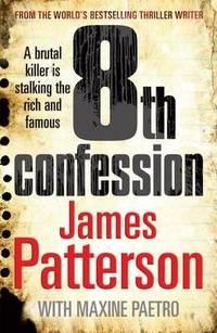 8th Confession (Womens Murder Club 8)