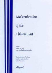 Modernization of the Chinese Past