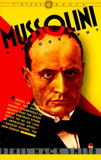 Mussolini. A biography.