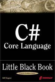 C# Core Language Little Black Book