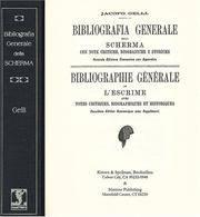 Bibliografia Generale della Scherma con note critiche, biografiche e storiche (and ... L'escrime avec notes, critiques