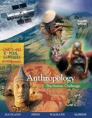 image of Anthropology: The Human Challenge