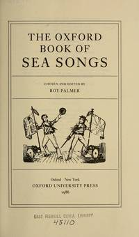 The Oxford Book of Sea Songs