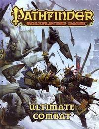 Pathfinder Roleplaying Game: Ultimate Combat by Jason Bulmahn - Hardcover - 2017 - from Anybook Ltd and Biblio.com