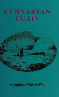 Cunnartan Cuain by Mac-a-Phi, Aonghas - 1981