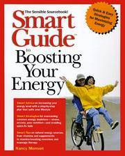 Smart Guide to Boosting Your Energy  by Monson, Nancy