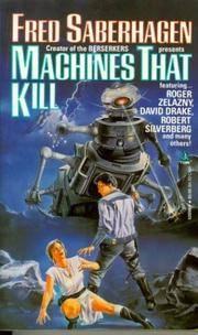 Machines That Kill