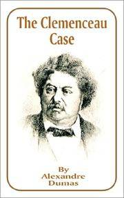 image of The Clemenceau Case