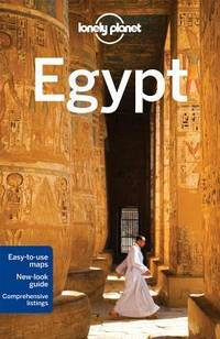 Lonely Planet Egypt (Country Guide)(Chinese Edition)