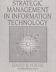 Strategic Management in Information Technology