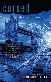 Cursed - Alex Verus vol. 2 by Benedict Jacka - Paperback - First Edition - 2012 - from Borderlands Books and Biblio.com