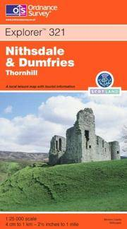image of Nithsdale and Dumfries (Explorer Maps)