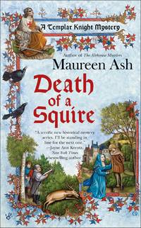 image of Death of a Squire (Templar Knight Mysteries, No. 2)