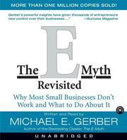 image of The E-myth Revisited: Why Most Small Businesses Don't Work
