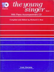 RB81 - The Young Singer-Soprano (Book & CD) (CHANT)