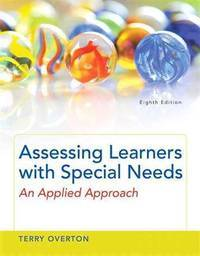 image of Assessing Learners with Special Needs: An Applied Approach, Enhanced Pearson eText with Loose-Leaf Version -- Access Card Package