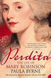 Perdita: The Life of Mary Robinson