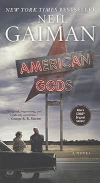 image of American Gods (Turtleback School & Library Binding Edition)