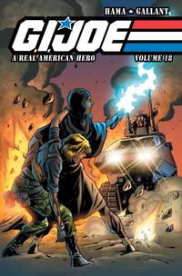 G.I. JOE: A Real American Hero, Vol. 18 (G.I. JOE RAH)