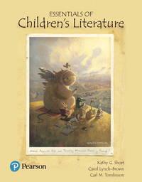 image of Essentials of Children's Literature