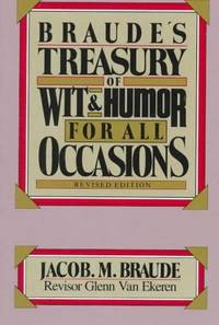 image of Braude's Treasury of Wit and Humor for All Occasions