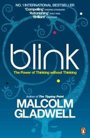 image of Blink: The Power of Thinking Without Thinking