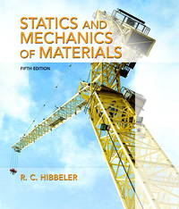 Statics and Mechanics of Materials in SI Units (5th Global Edition)