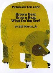 image of Brown Bear, Brown Bear, What Do You See? (STORYTIME GIANTS)