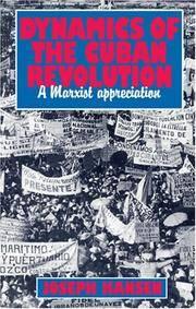 Dynamics Of the Cuban Revolution