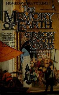 The Memory of Earth (Homecoming Saga: Volume 1).