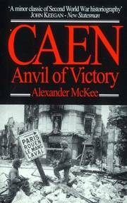 Caen, Anvil of Victory