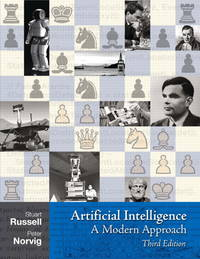 Artificial Intelligence: A Modern Approach (3rd Hardcover Edition) by Stuart Russell and Peter Norvig - Hardcover - 2009 - from AplusBookStore / KUL6632 and Biblio.com