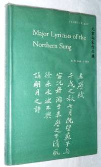 Major Lyricists of the Northern Sung, A.D. 960-1126
