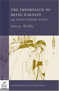 Importance of Being Earnest and Four Other Plays by  Oscar Wilde - Paperback - from TextbookRush and Biblio.com