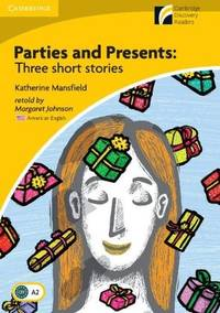 Parties and Presents : Three Short Stories by  Katherine Mansfield  - Paperback  - from Better World Books  (SKU: 19093259-75)