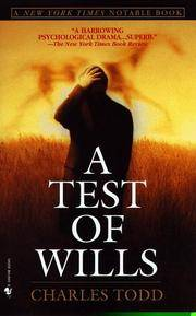 A Test of Wills (Inspector Ian Rutledge Mysteries)
