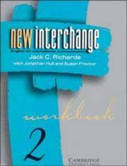 image of New Interchange Workbook 2: English for International Communication