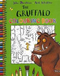The Gruffalo (Colouring Book)
