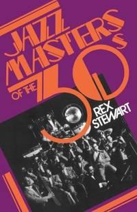 Jazz Masters Of The 30s (Macmillan Jazz Masters Series)