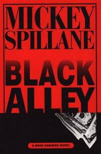 image of Black Alley (G K Hall Large Print Book Series)