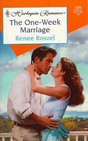 One - Week Marriage
