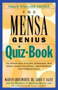 THE MENSA GENIUS QUIZ BOOK