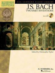 image of J.s. Bach: Two-part Inventions