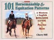 101 Horsemanship  Equitation Patterns