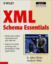XML SCHEMA ESSENTIALS (*)