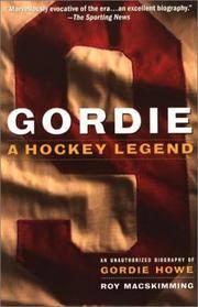 image of Gordie: A Hockey Legend