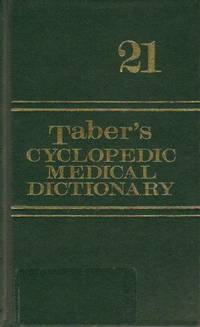 (OLD) TABER'S CYCLOPEDIC MEDICAL DICTIONARY THUMB-INDEXED VERSION