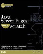 Java Server Pages from Scratch (From Scratch)